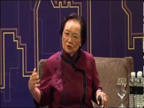Ambassador Linda Tsao Yang, Chairperson, Asian Corporate Governance Association, Hong Kong