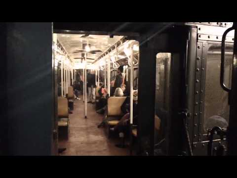 Nostalgia Train, New York City. 2012