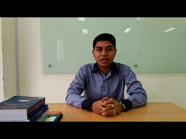Testimoni Alumni MIHI (Ardli Johan Kusuma)