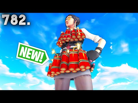 *NEW* DYNAMITE COSMETICS?! - Fortnite Funny WTF Fails and Daily Best Moments Ep.782