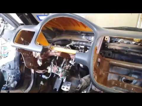 Ek Coupe Dash Remove And Delete Parts