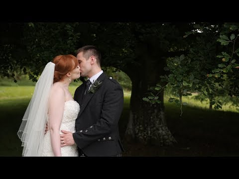 Rebecca & Allister | Wedding Film | Ardoe House Hotel | Aberdeenshire | Scotland