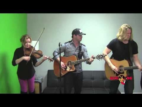 KIX96 Live Performance Weston Burt BONUS