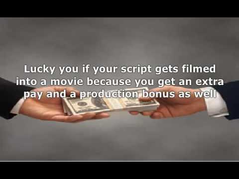 Screenwriters Salary - YouTube