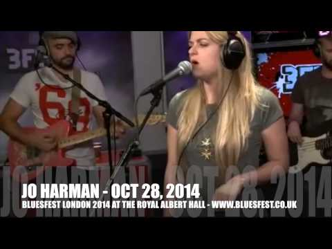 Jo Harman LIVE - catch her at BluesFest 2014