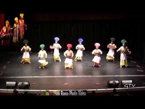 Surrey India Arts Club @ Bhangra State Of Mind 2013