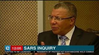SARS Inquiry