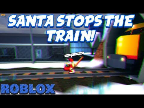 🔴SANTA STOPS THE TRAIN! | TRAINS! | Roblox Live | JAILBREAK WINTER UPDATE! | JOIN US!!