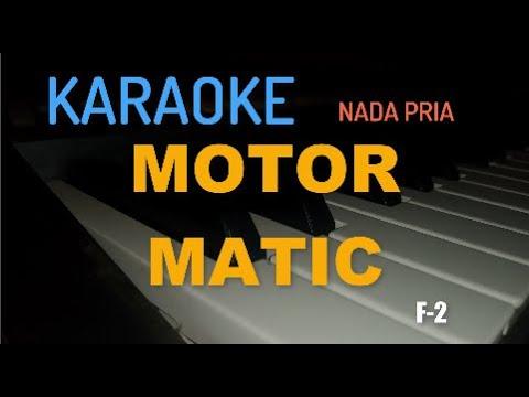"KARAOKE MANADO MOTOR MATIC ""F2"" (KEYBOARD)"