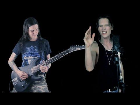 DAVID HASSELHOFF - TRUE SURVIVOR (Kung Fury Metal Cover)