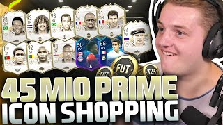 💶😳17.000€ IN FIFA 21 UND DAS BEKOMMT MAN! | PRIME ICON shopping! | Fifa 21 Ultimate Team