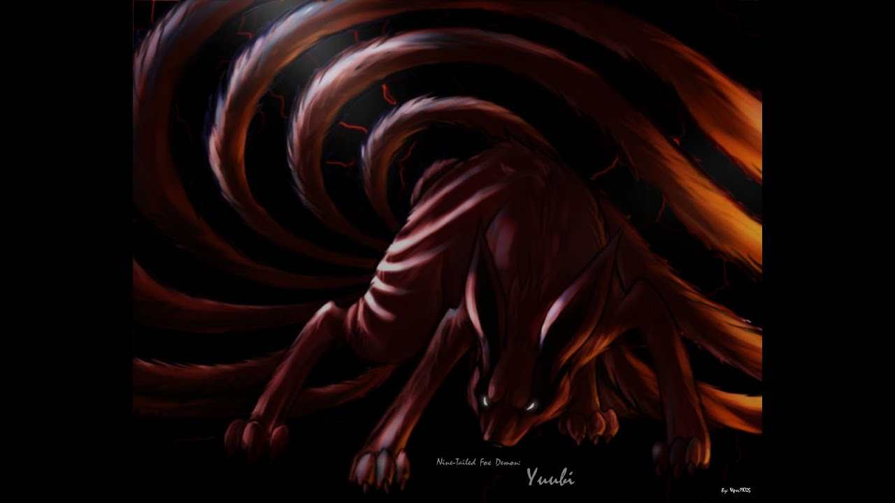 Nine-Tailed Fox Vs Akamaru • Naruto Shippuden Ultimate ...