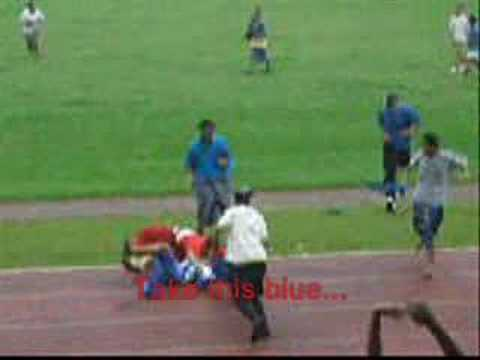 Tonga High house sports 2oo7