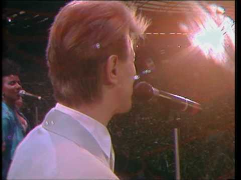 David Bowie ☮ TVC 15 (Highest Quality)