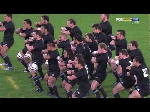All Blacks - Haka - Ka Mate 1080p
