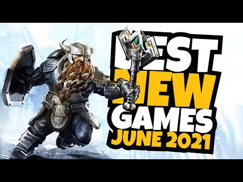 Download 10 Best NEW PC Games To Play in June 2021