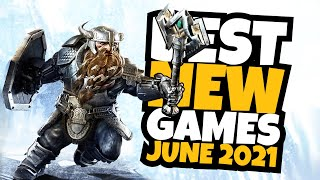 10 Best NEW PC Games To Play in June 2021