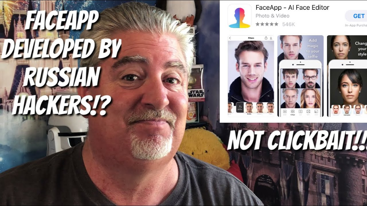 Was FaceApp Developed By Russian Hackers!? *NOT CLICKBAIT*
