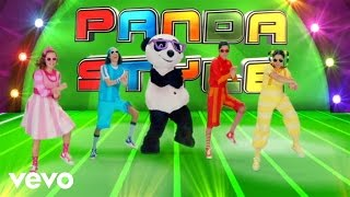 Panda e Os Caricas - Panda Style (Official Video)