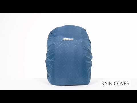 American Tourister LOGIX Backpack Video (Version 6)