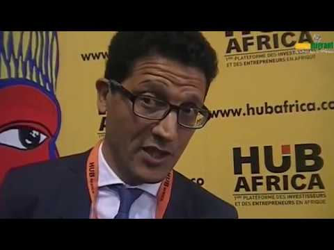 HUB AFRICA 5 eme EDITION:SALON DES ENTREPRENEURS AFRICAIN