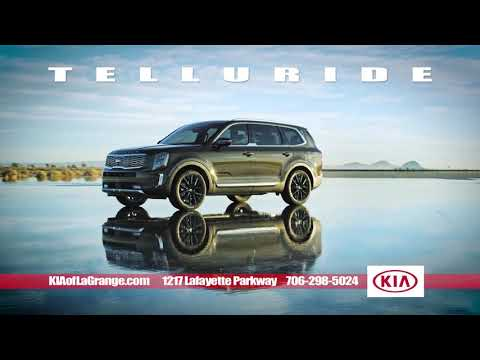 It's Here! The All-New 2020 Kia Telluride