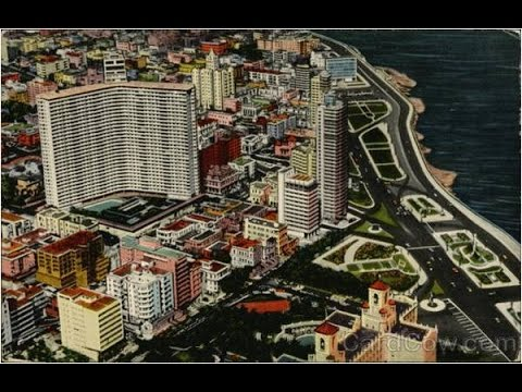 Havana in the 1950's