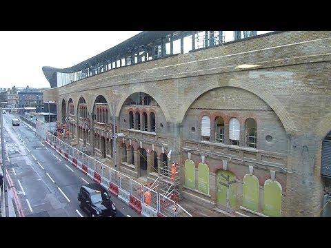 The New London Bridge Station , 11 Jan 2018 - Part 1