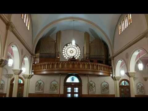 Pelland Organ Co, St Anthony