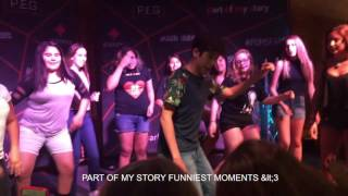 PART OF MY STORY MARIO SELMAN FUNNIEST MOMENTS CAUGHT ON CAMERA