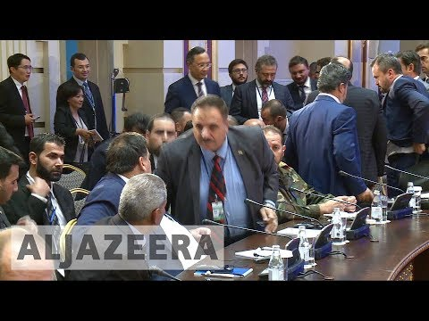 Astana talks: Agreement reached on Syria de-escalation zone
