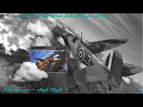 John Denver ~ High Flight ~ Baz