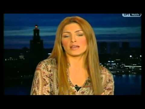 Helena Paparizou - Eurovision 2006 Greek Final Interview