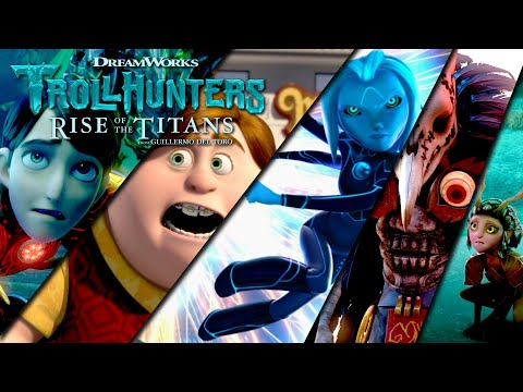 Download Tales of Arcadia Recap   TROLLHUNTERS: RISE OF THE TITANS