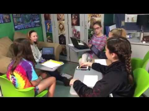 Mrs. Bailey (Durham Intermediate School) - PBL Video