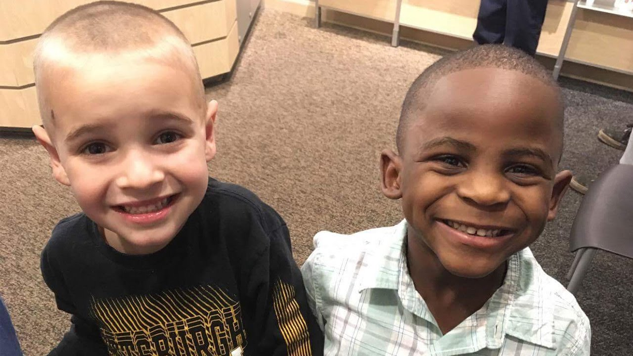 4-Year-Old Best Friends Insist Theyre Twins Because They Have the Same Birthday 4-Year-Old Best Friends Insist Theyre Twins Because They Have the Same Birthday new picture