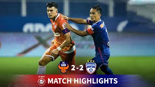 Highlights - FC Goa 2-2 Bengaluru FC - Match 3 | Hero ISL 2020-21