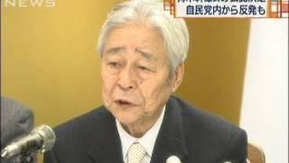 自民・青木氏の参院選公認決定に若手反発も(10/01/20)