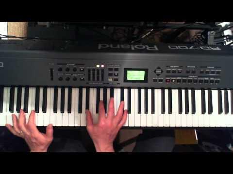 Piano Lesson Al Jarreau Breakin Away wmv
