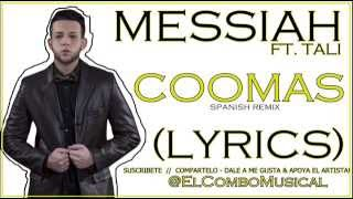 Messiah - Commas (LIRYCS)(AUDIO 2015)