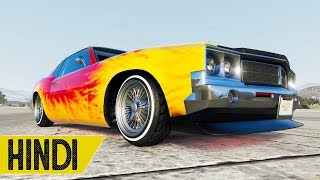 Buying a Car From Benny's | GTA 5 Online