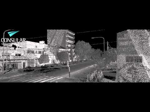 Terrestral Mobile LIDAR - Project: Road Tunnel Buenos Aires, Argentina - Consular S.A.