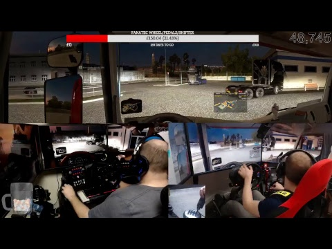Euro Truck Simulator 2 with dad episode 15