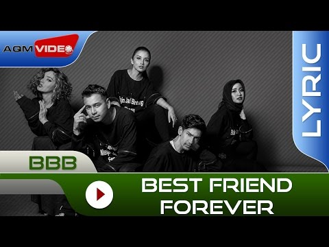 Video BBB – Best Friend Forever  | Official Lyric Video