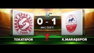 Tokatspor 0-1 Kahramanmaraşspor   Maç Özeti   A Spor   19.09.2017