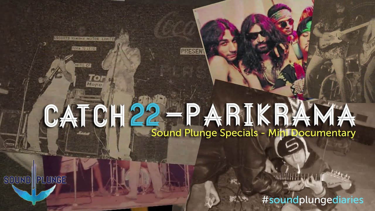 Sound Plunge Specials -- Catch 22, Parikrama