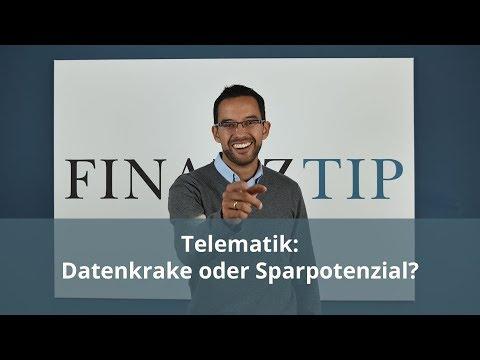 Telematik In Der Kfz-Versicherung - Datenkrake Oder Sparpotenzial