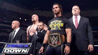 Randy Orton pokes fun Seth Rollins and The Authority: SmackDown, April 2, 2015
