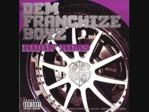 Dem Franchize Boyz(Ridin Rims) feat. Dj Unk(walk it out)