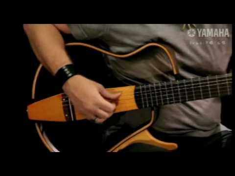 Violão SLG100N Silent Guitar YAMAHA - Mundomax